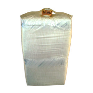 PLASTIC COMPACT BAG  UNPRINTED  PACKAGING FOIL