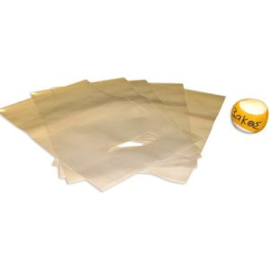 "GENERAL APPLICATION  BAG  ""ΤΕΚ"" UNPRINTED WITH HANDLE"
