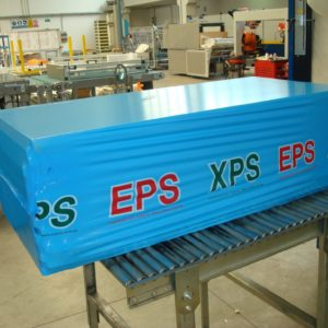 PLASTIC SHRINK  FILM FOR  ΧPS BOARDS