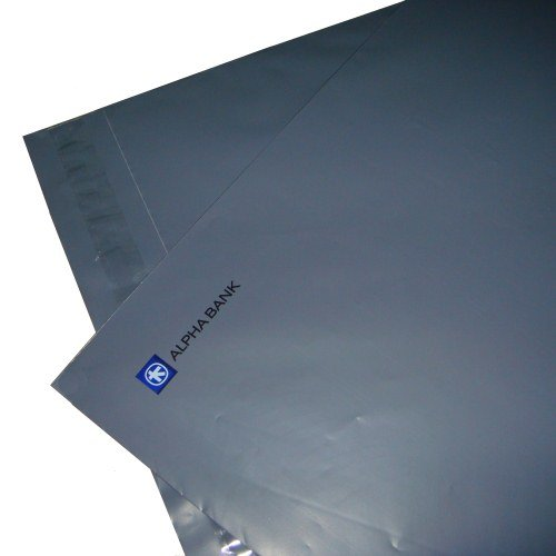 BANK BAG  WITH PERFORATION FOR  EXTRA SAFETY