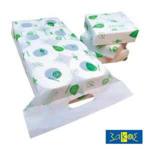 BIODEGRADABLE PLASTIC PACKAGING PRODUCTS
