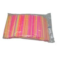 STRAW PLASTIC  PACKAGING BAG