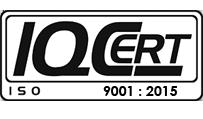 IQCert 9001 2015