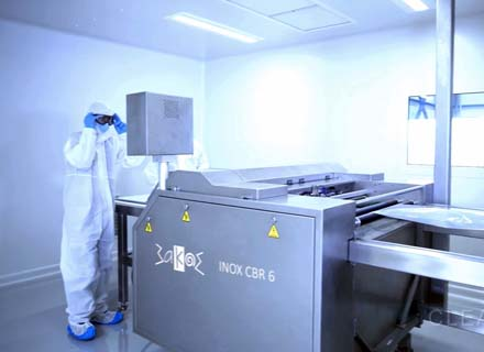 SAKOS S.A. - Production and trade of plastic flexible packaging material